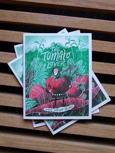 The Tomato Lover Zine