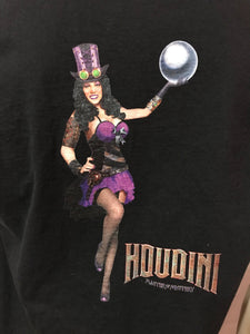 Houdini Brunette Assistant Short Sleeve T-Shirt