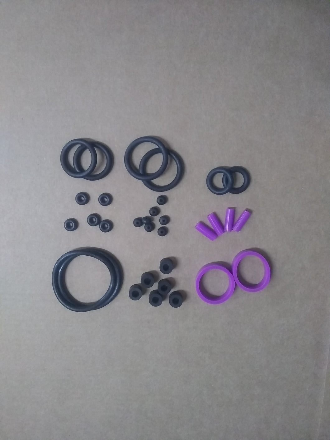 Houdini Rubber Kit