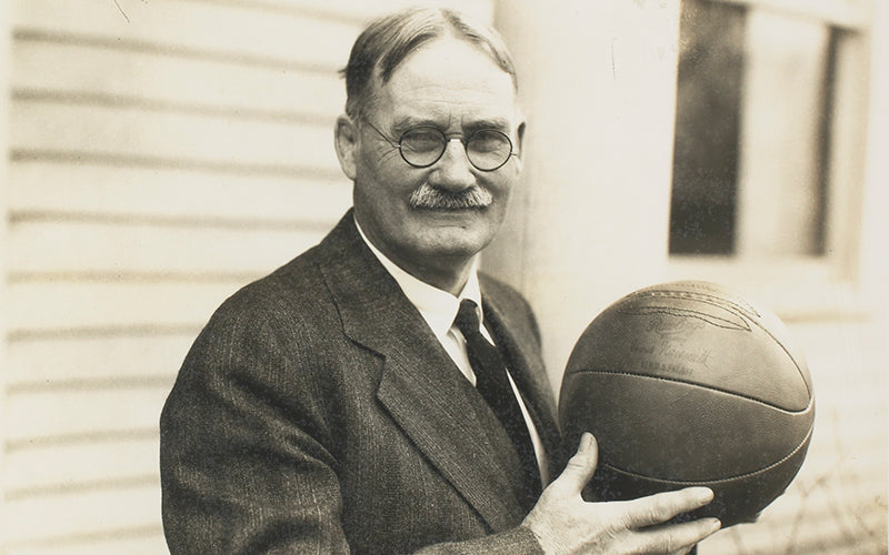 Do you know who James Naismith is?