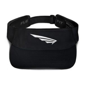 FLY Athletic Men Original FLY Wing logo Visor Cap