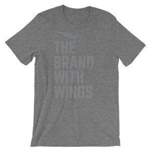 The Brand With Wings  Fly athletic Men t-Shirt Short-Sleeve