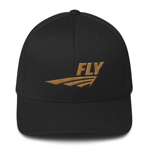 FLY Athletic Original Gold logo Men Cap