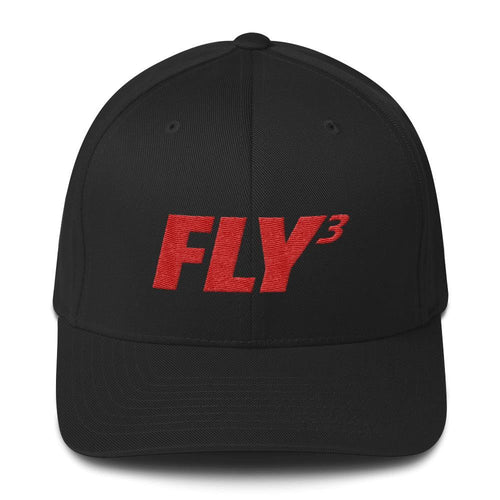 FLY³ Structured Twill Men Cap