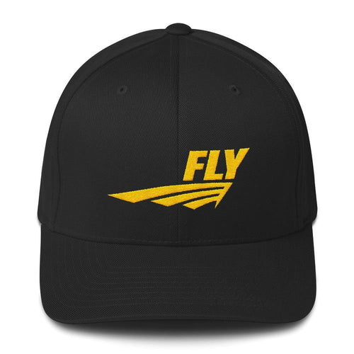 FLY Athletic Original Yellow logo Men Cap