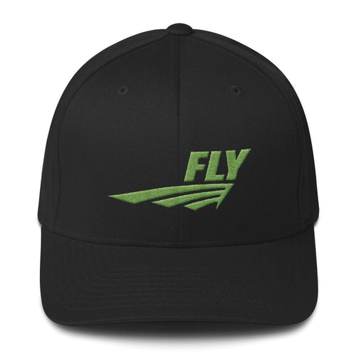 FLY Athletic Original Green logo Men Cap