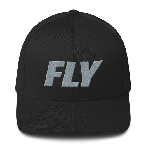 FLY Athletic Original FLY Type Logo Structured Twill  Men Cap