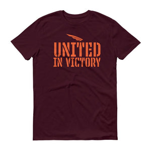 FLY³® Original UNITED IN VICTORY Men Short-Sleeve T-Shirt