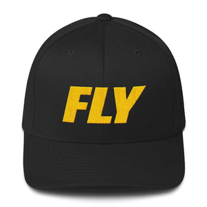 FLY Athletic Original Type Yellow logo Men Cap