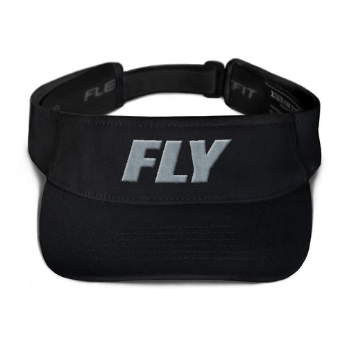 FLY Athletic Men Original FLY Type logo Visor Cap