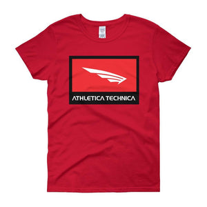 FLY Athletic Original Athletica Technica Short-Sleeve Ladies T-Shirt