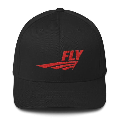 FLY Athletic Original Red logo Men Cap