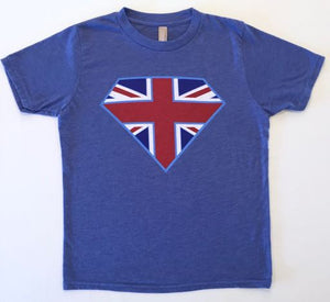 SuperBrit YOUTH Tee Front