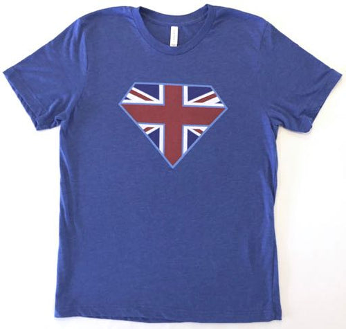 SuperBrit Adult Tee Front