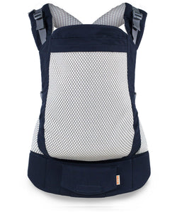 Front view of Beco Toddler Carrier Cool Breeze Mesh