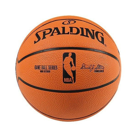 Spalding Mini Ball Orange