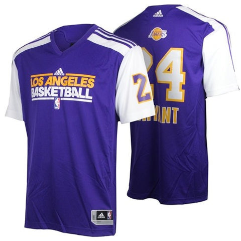 ADIDAS NBA BRYANT AUTHENTIC PLAYER SHIRT