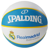 Spalding Euroleague Team Real Madrid sz.7 White/Blue