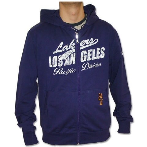 ADIDAS LA LAKERS BRYANT NBA HOODY