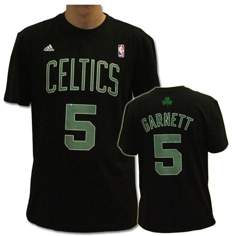 ADIDAS KEVIN GARNETT BOSTON CELTICS COLOR TEE