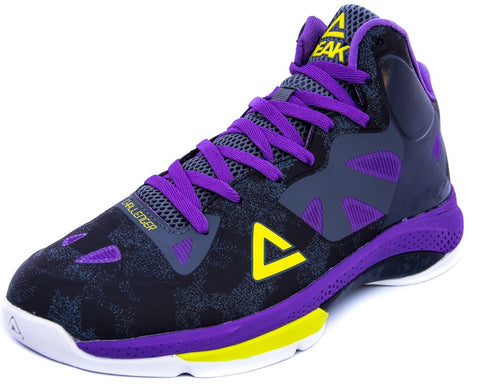 PEAK CHALLENGER III Basketball Shoes E44001 Black