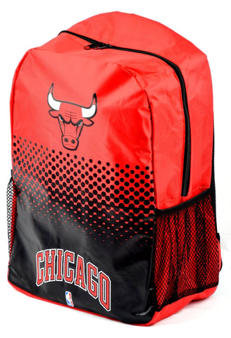 FOREVER COLLECTIBLES FADE BACKPACK CHICAGO BULLS