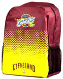 FOREVER COLLECTIBLES FADE BACKPACK CLEVELAND CAVALIERS