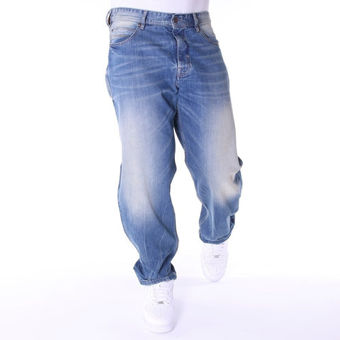 Pelle Pelle BAXTER BAGGY DENIM PANT FOUR SEASONS