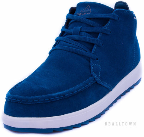 PEAK Padded Shoes E44891 Blue