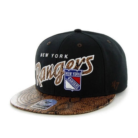 47 Brand šiltovka King Cobra NHL New York Rangers