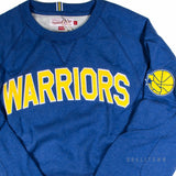 Mitchell & Ness Training Room Crew Golden State Warriors