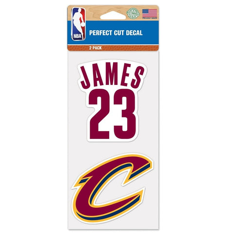Wincraft Perfect Cut Decal LeBron James