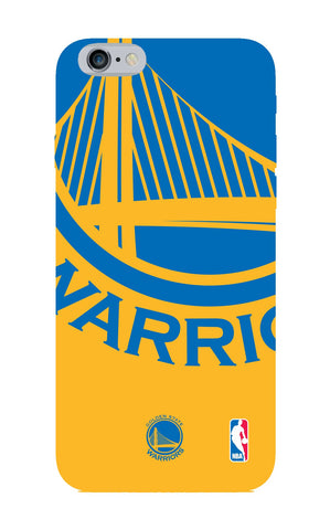 Hoot Team XXL Case Golden State Warriors iPhone 6