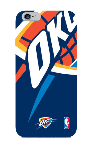 Hoot Team XXL Case Oklahoma City Thunder iPhone 6