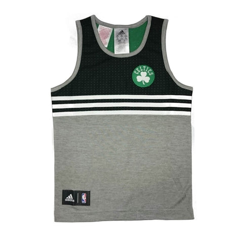 Adidas NBA Celtics Wnthps Kids Tank Top