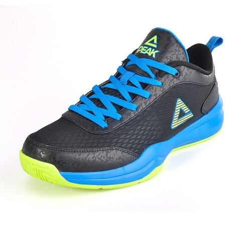 Peak Basketball Shoes E62171A/D Black