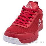 Peak Basketball Shoes E62171A/D Red