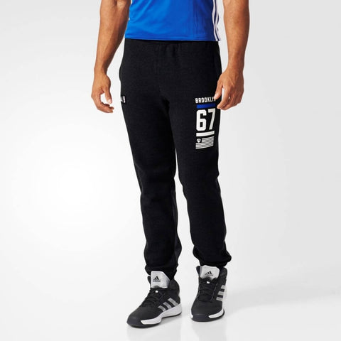 Adidas Nets Fanwear Tapered Pants
