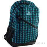 PEAK BACKPACK B153120 BLACK/SOLAR BLUE