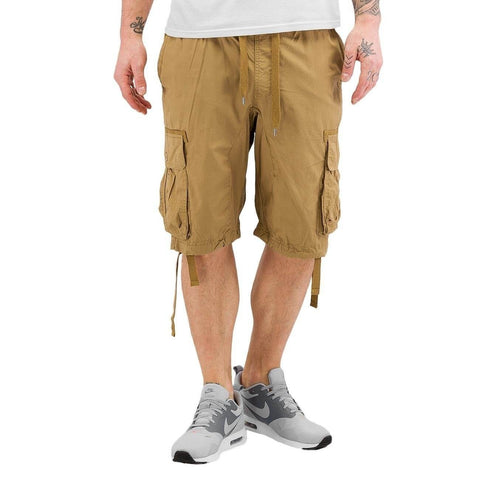 South Pole Non Denim Short Wheat