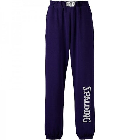 Spalding Team Long Pants - tmavomodré