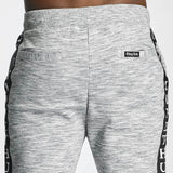 Thug Life Twostripes Shorts Dark Grey