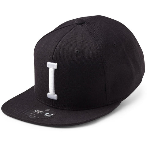State Of Wow Šiltovka India - Black - Snapback
