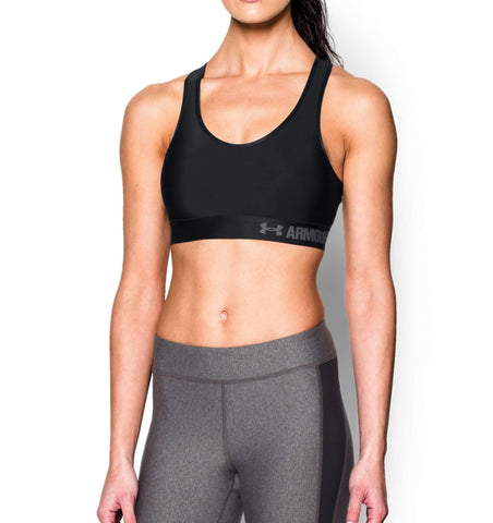 Under Armour Armour Mid Solid Sport Bra