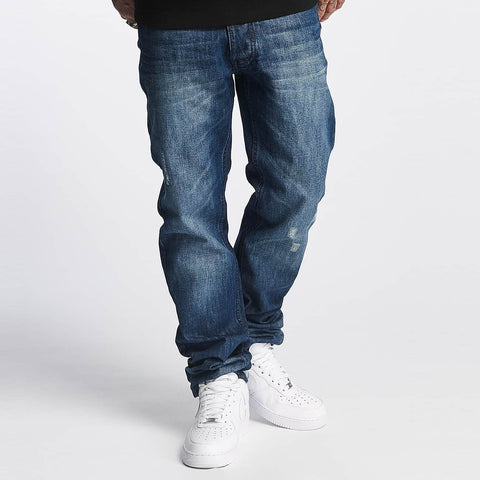 Rocawear Denim New Mid Blue Relax Fit