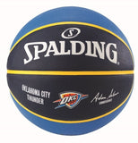 Spalding NBA Team Oklahoma City sz.7