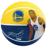 Spalding NBA Player Kevin Durant sz.7 Yellow/Blue