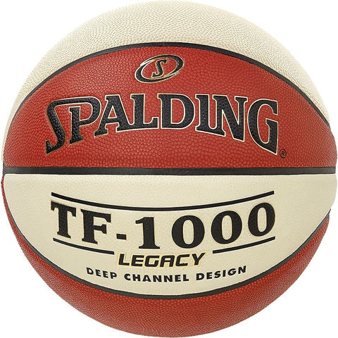 Spalding TF1000 Legacy sz.6 Orange/White