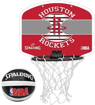 Spalding NBA Miniboard Houston Rockets