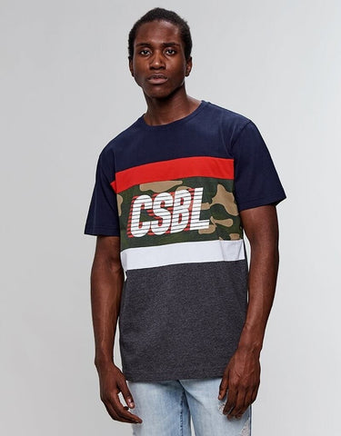 Cayler & Sons CSBL Blocked Tee